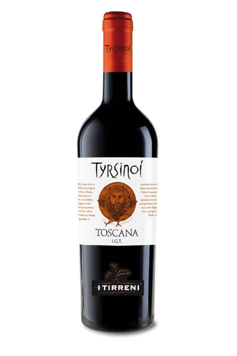 vino rosso toscano
